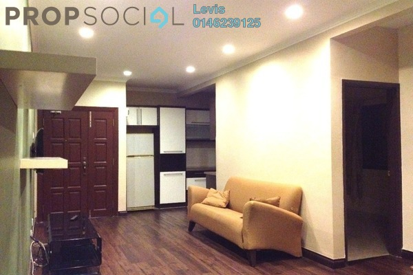 Condominium For Rent in Pelangi Utama, Bandar Utama Freehold semi_furnished 3R/2B 1.7k