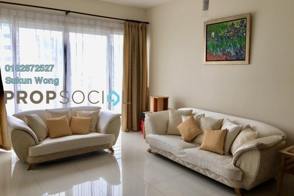 Condominium For Rent in Kiara 1888, Mont Kiara Freehold Fully Furnished 3R/2B 3k