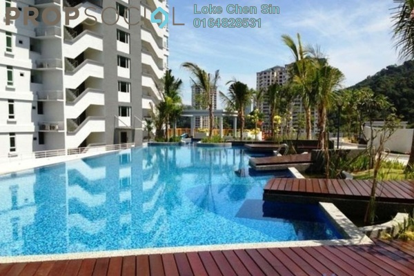 Condominium For Sale in Island Resort, Batu Ferringhi Freehold Unfurnished 3R/2B 780k