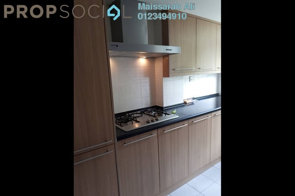 Condominium For Rent in Lojing Heights 1, Wangsa Maju Freehold Semi Furnished 3R/2B 2.3k