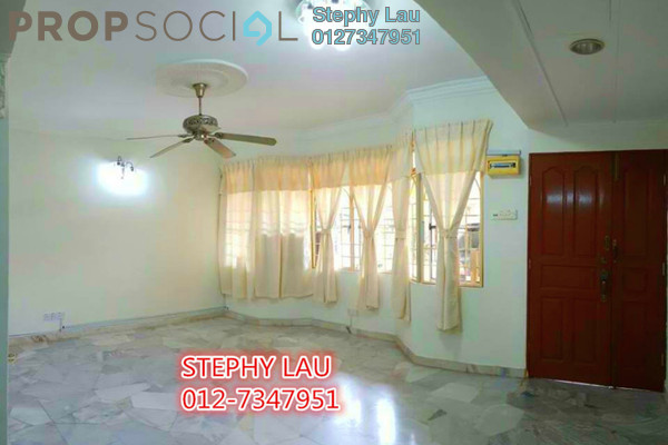Terrace For Rent in BK5, Bandar Kinrara Freehold Semi Furnished 4R/3B 1.8k