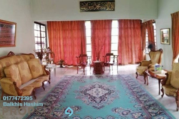 Bungalow For Sale in Section 12, Shah Alam Freehold Semi Furnished 5R/4B 4.8m