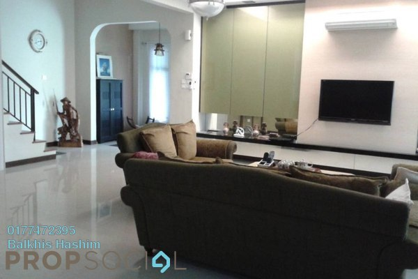Semi-Detached For Sale in Glenmarie Cove, Port Klang Freehold fully_furnished 5R/4B 1.5m