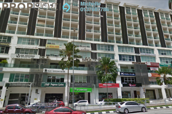 Shop For Sale in Plaza Damas, Sri Hartamas Freehold Fully Furnished 2R/2B 5.9m