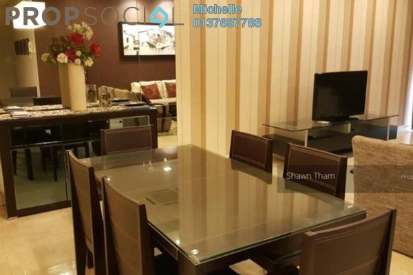 Condominium For Sale in The Orion, KLCC Freehold Fully Furnished 5R/4B 2.4m