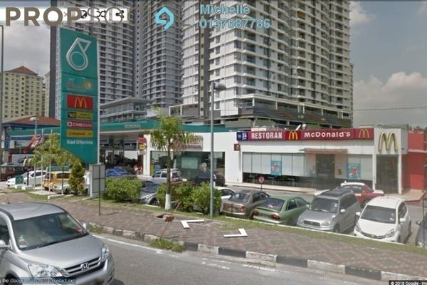 Shop For Sale in Taman Setapak Indah, Setapak Freehold Fully Furnished 3R/3B 5.5m
