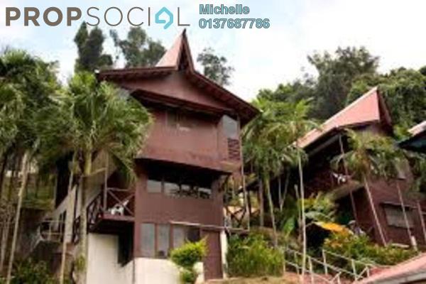 Land For Sale in Pasir Bogak, Pulau Pangkor Freehold Fully Furnished 100R/100B 19m