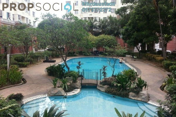 Condominium For Sale in D'Kiara Apartment, Pusat Bandar Puchong Freehold Unfurnished 3R/2B 375k