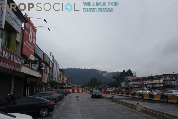 Shop For Rent in Ampang Waterfront, Ampang Freehold Semi Furnished 0R/0B 7.9k