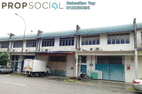 Factory For Sale in Taming Jaya Industrial Park, Balakong Freehold Unfurnished 0R/0B 2.4m