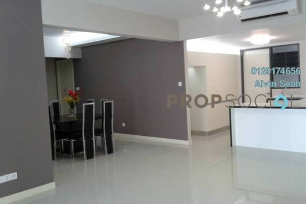 Condominium For Rent in Ameera Residences, Petaling Jaya Freehold Semi Furnished 3R/3B 3.5k