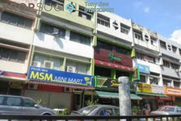 Shop For Rent in Taman Maluri, Cheras Freehold Semi Furnished 0R/0B 3.6k