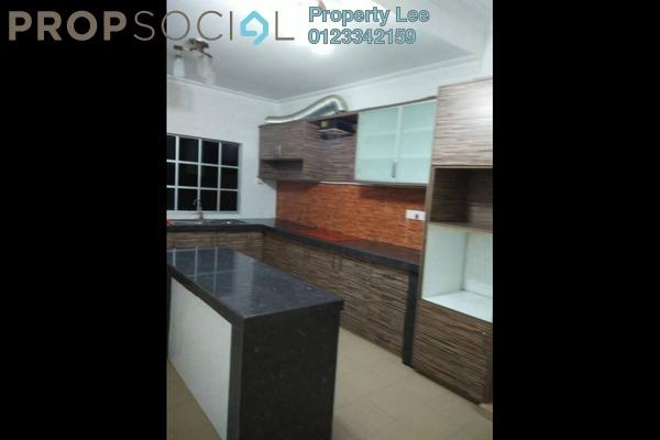 Terrace For Rent in BRP 1, Bukit Rahman Putra Freehold Semi Furnished 4R/3B 1.5k