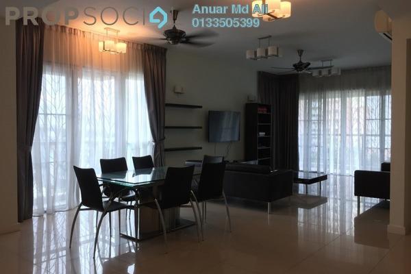 Condominium For Rent in Mont Kiara Banyan, Mont Kiara Freehold Fully Furnished 4R/4B 5.95k