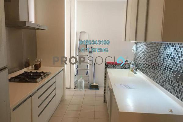 Condominium For Rent in Park Seven, KLCC Freehold Semi Furnished 3R/5B 10k