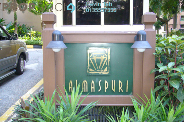 Condominium For Rent in Almaspuri, Mont Kiara Freehold Fully Furnished 3R/3B 4k