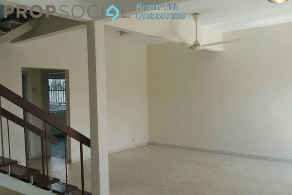 Terrace For Rent in Federal Hill, Bangsar Freehold Semi Furnished 3R/3B 2.5k