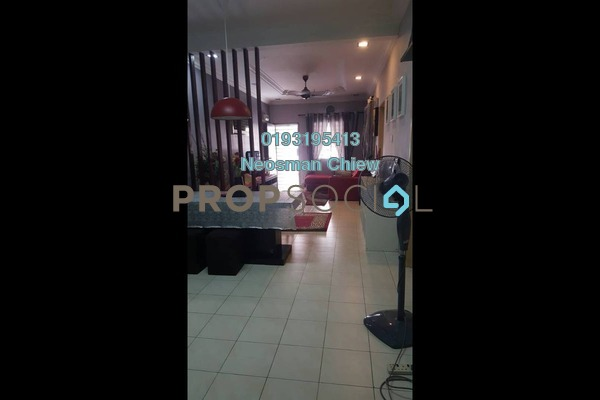 Townhouse For Sale in Bandar Country Homes, Rawang Freehold Semi Furnished 3R/2B 285k