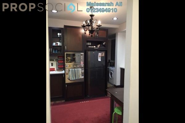 Condominium For Sale in 3 Residen, Melawati Freehold Semi Furnished 3R/2B 640k
