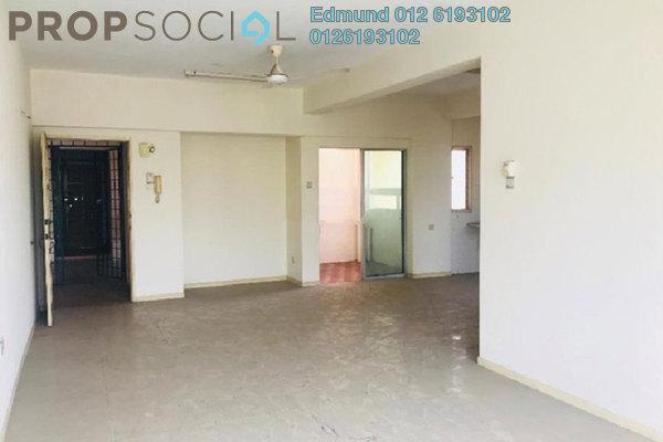 Condominium For Sale in Sri Jati II, Old Klang Road Freehold Semi Furnished 4R/2B 460k