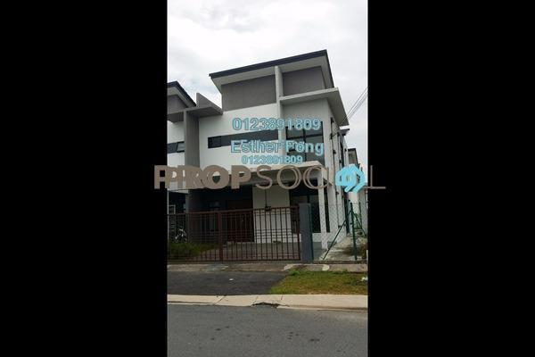 Terrace For Rent in Saujana Rawang, Rawang Freehold Semi Furnished 4R/3B 1k