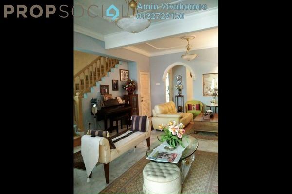 Terrace For Sale in Taman Setiawangsa, Setiawangsa Freehold Semi Furnished 4R/3B 1.05m