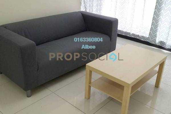 Condominium For Rent in Icon City, Petaling Jaya Freehold fully_furnished 2R/1B 2.2k