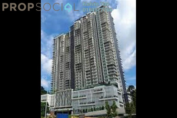 Condominium For Rent in Setia Pinnacle, Sungai Ara Freehold fully_furnished 3R/2B 1.8k