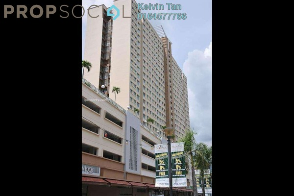 Apartment For Rent in Taman Kheng Tian, Jelutong Freehold fully_furnished 3R/2B 1.2k