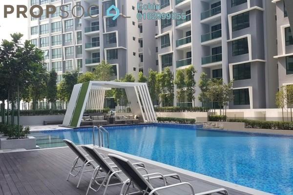 Apartment For Rent in East Ledang, Iskandar Puteri (Nusajaya) Freehold Fully Furnished 1R/0B 1.2k