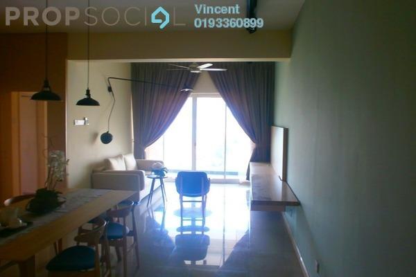 For Sale Condominium at Sutera Maya, Old Klang Road Freehold Unfurnished 4R/2B 580k