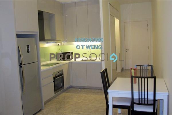 Condominium For Rent in Laman Ceylon, Bukit Ceylon Freehold Fully Furnished 1R/2B 3.3k