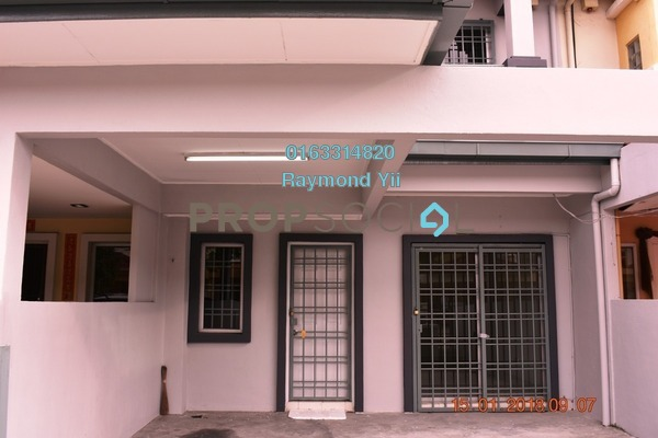 Terrace For Sale in Setia Impian, Setia Alam Freehold Unfurnished 4R/3B 500k
