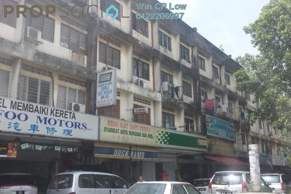 Shop For Rent in City Park, Pudu Freehold Unfurnished 0R/1B 3.5k