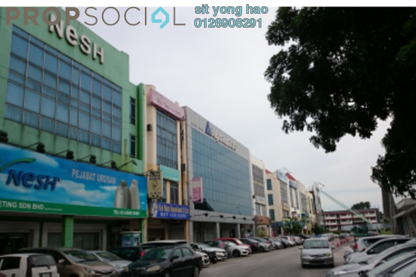For Rent Shop at BP2, Bandar Bukit Puchong Freehold Unfurnished 0R/0B 5k