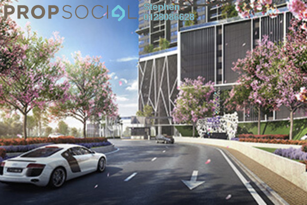 Condominium For Sale in Nidoz Residences, Desa Petaling Leasehold Semi Furnished 4R/3B 615k