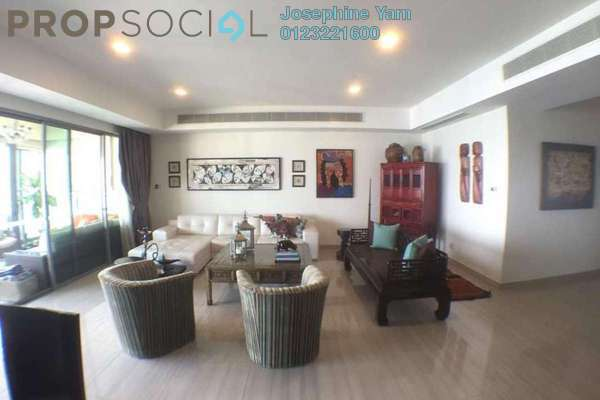 Condominium For Rent in 10 Mont Kiara, Mont Kiara Freehold Semi Furnished 5R/6B 12.3k