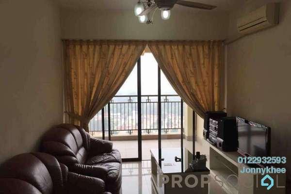 Condominium For Rent in Rivercity, Sentul Freehold Semi Furnished 3R/3B 1.7k