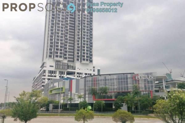 Condominium For Rent in Centrus SoHo 1, Cyberjaya Freehold Unfurnished 1R/1B 1.2k