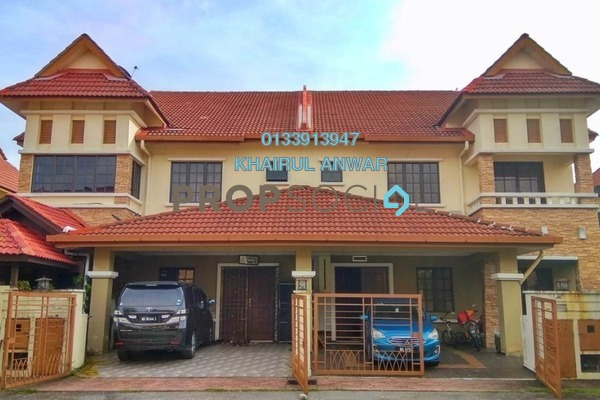 Semi-Detached For Sale in Bandar Nusaputra, Puchong Freehold Semi Furnished 5R/3B 1.25m