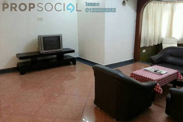 Condominium For Rent in Angkasa Impian 1, Bukit Ceylon Freehold Fully Furnished 4R/3B 3k