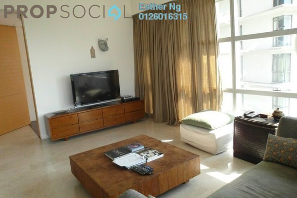 Condominium For Sale in Park Seven, KLCC Freehold Semi Furnished 3R/5B 3.2m
