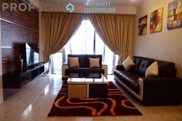 Condominium For Rent in myHabitat, KLCC Freehold Fully Furnished 3R/2B 4.6k