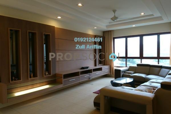 Condominium For Sale in Surian Condominiums, Mutiara Damansara Freehold Semi Furnished 5R/5B 1.55m