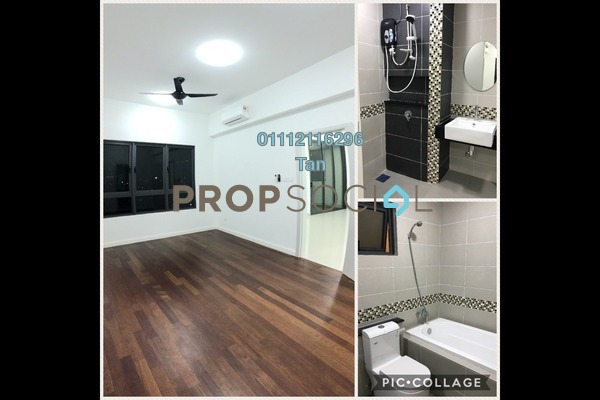 Condominium For Sale in The Vyne, Sungai Besi Freehold Semi Furnished 3R/2B 690k