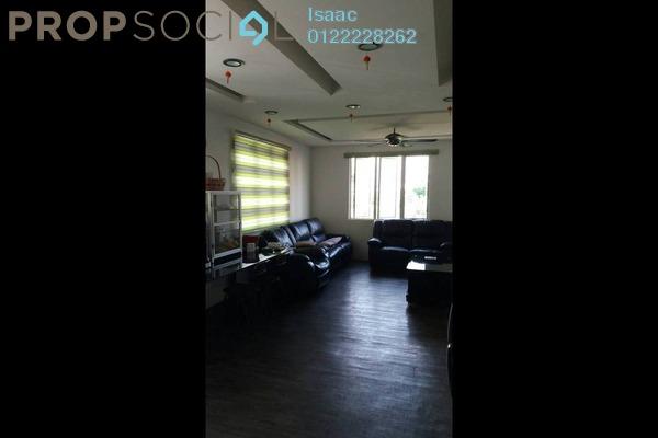 Apartment For Sale in Sri Endah Apartment, Sri Petaling Freehold Fully Furnished 2R/1B 190k
