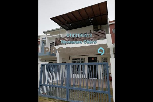 排屋 单位出租于 M Residence, Rawang Freehold Semi Furnished 4R/3B 1.4千