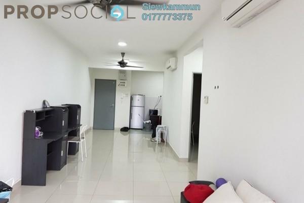 Serviced Residence For Rent in Senza Residence, Bandar Sunway Freehold Fully Furnished 3R/2B 2.4k