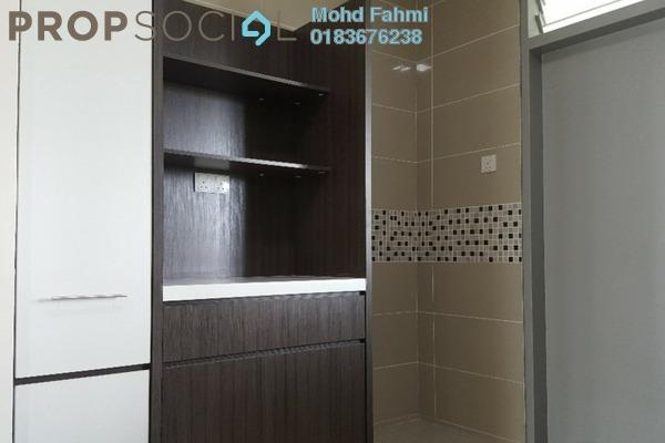Condominium For Rent in Tamara, Putrajaya Freehold Semi Furnished 3R/2B 1.8k