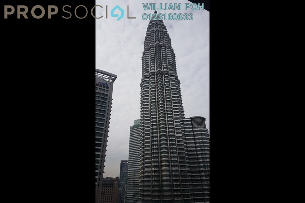 Condominium For Rent in K Residence, KLCC Freehold Semi Furnished 2R/3B 10k